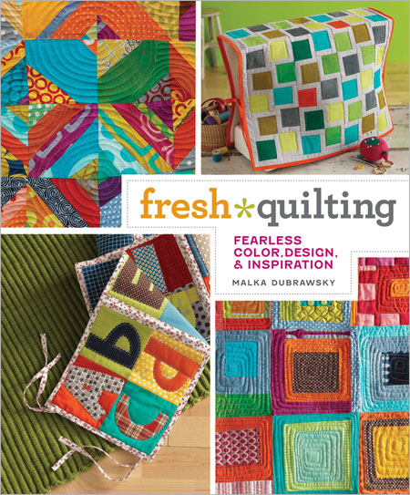 Fresh-quilting cover
